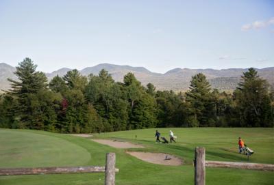 Lake Placid Club Links Golf Course