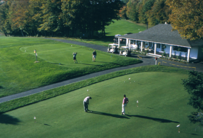 Saranac Inn Golf & Country Club