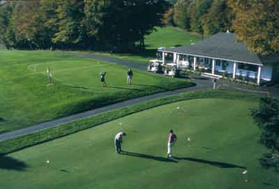 Saranac Inn Golf & Country Club