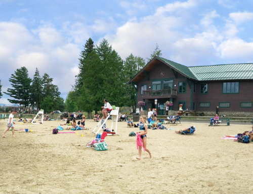 Lake Placid Public Beach