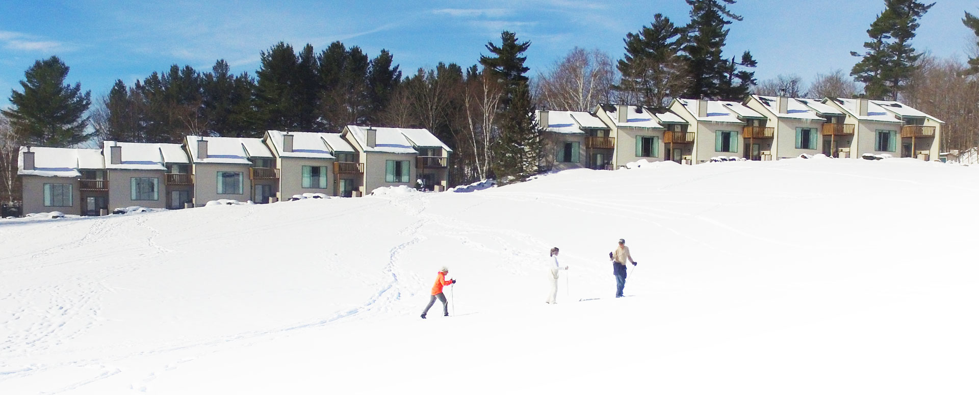 Lake Placid Club Lodges - winter