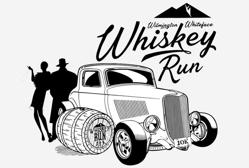 Wilmington Whiteface 10k Whiskey Run