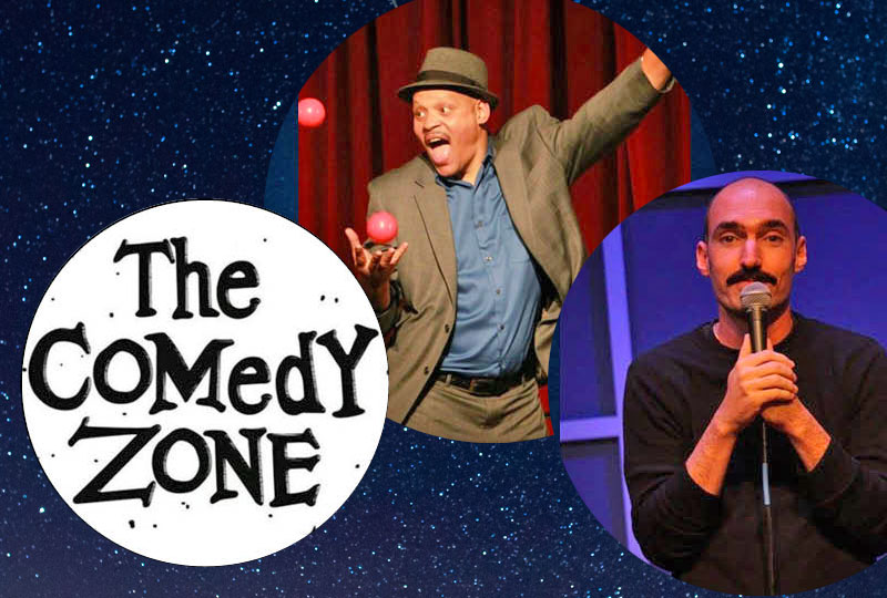 The Comedy Zone at LPCA