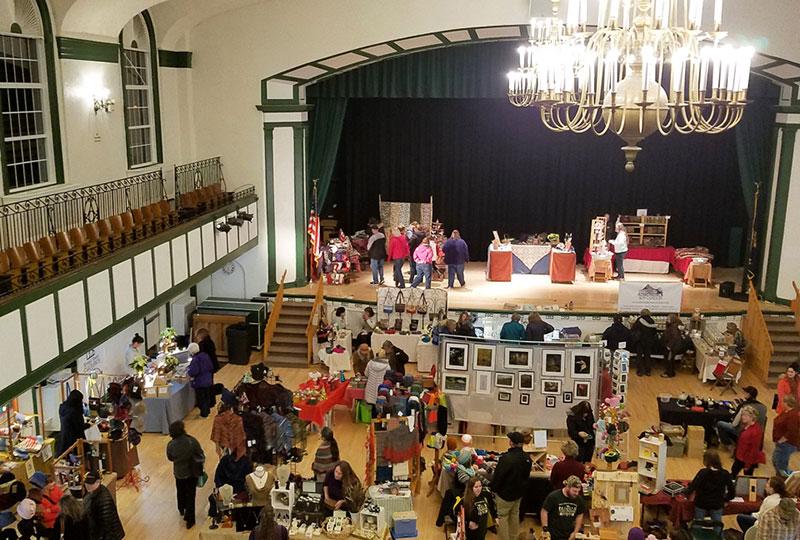 Annual Sparkle Village Craft Show