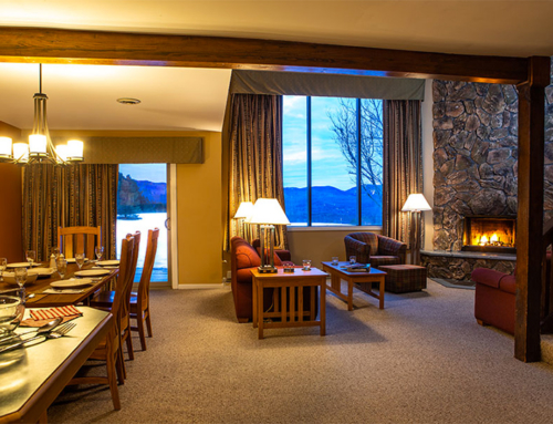 Preferred Realtor for Lake Placid Club Lodges