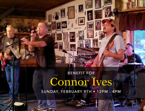Benefit for Connor Ives