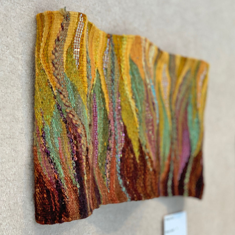 Fiber Art Show at the LPCA