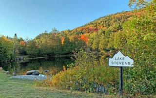 Lake Stevens at Whiteface Mountain